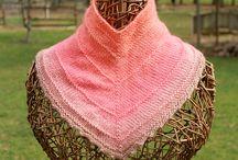 Projekte für handgefärbte Wolle / Projekte für handgefärbte Wolle / projects for handdyed yarn