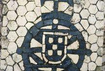 My Portugal - cobblestone pavement