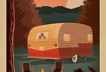 cabane&cort &camping