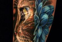 Bengal Cat Tattoos