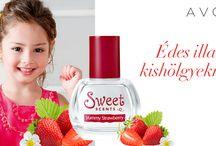 gyerek illat