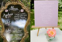 Casamentos | Weddings / Ideias lindas para deixar os casamentos ainda mais encantadores!