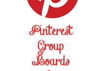 Group Board Invitations / Please comment under the pin to get an invite.  Include which board you would like to be invited to.  Or, email me at bobbi@3glol.net.  NOTE:  You must be following whoever you ask to invite you.