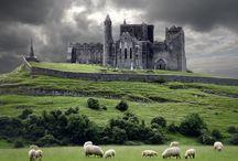 Rock of Cashel / Castle in Cashel County, Tipperary Ireland