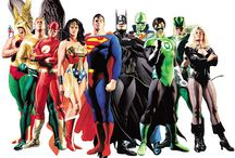 Superheroes & Supervillains / by Margie Veasey