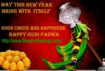 Happy Gudi Padwa 2014  !!!! / May this year brings you Success and a Lot of Love and Happiness Happy Gudi Padwa!!!!!