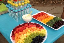 Food for kids party ideas