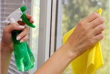 Уборка и чистота в доме