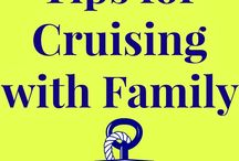 TRAVEL: Cruising for Families / Best Cruising Tips & Trips for Families across the World Pins go to actual links.  @rwethereyetmom to be added #cruise #cruising #travel #water