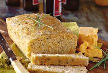 Bread Recipes / by Megan Johnson