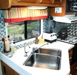 RV remodeling / by Shelly Mathis Wolf