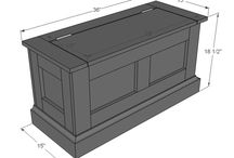 Bed chest plans