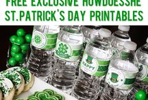 St. Patrick's Day / by Sara Molck