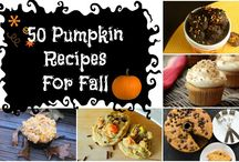 Recipes for the Fall