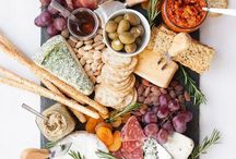Charcuterie and Cheese Boards