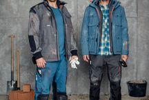 NATURE Kollektion von Würth MODYF / Nature Kollektion: robuste & stylische Arbeitskleidung in authentischen Farben, hergestellt aus hochwertigen Materialien.