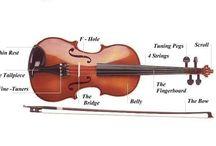Music & Instruments / by Rebecca Jurriaans
