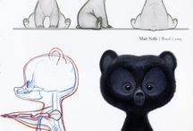 Drawings - Animals / Amazing drawings by artists from all over the world