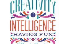 Inspire Creativity / Pins to help inspire creativity