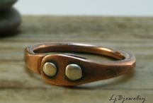 Riveted / Riveted Steampunk Jewelry and Accessories / by TimeTravelerBoutique