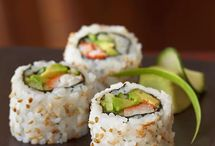 Sushi Heaven / Our Favorite Sushi Rolls! Don't miss out on our FRESH Sushi Bar!