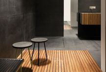Bathrooms / Bathroom design and materials