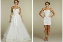 Convertable Wedding Dresses
