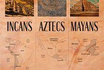 Central America Civilization