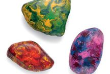 "Marbles & ""rock""n- crafts"