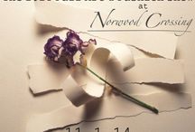 2014 Norwood Crossing Art and Fashion Show / We'll be putting up some featured artwork from this always-fun annual tradition held on November 1st, 2014 at Norwood Crossing (6016-20 N. Nina Avenue, Chicago 60631)  Stay tuned!
