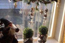 kerst thuis en op school