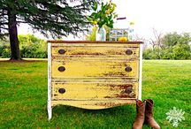 Miss Mustard Seeds Milk Paint-MMS Milk Paint / by knot too shabby