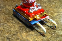 Candy crafts / by Kathy Long