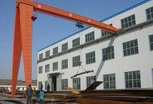 Ellsen high quality 20 ton ganrty crane for sale