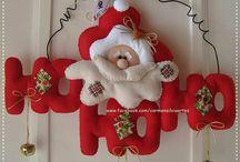 cucito creativo natalizio