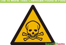 Toxic chemicals in our food and drinks