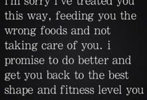 FITNESS QUOTES ♥♥