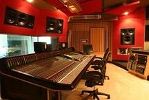 Recording Studios / by Jim Salvito