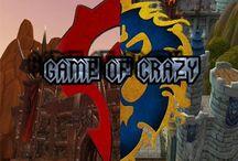 Ocio y entretenimiento / Videojuegos https://www.youtube.com/user/GameOfCrazy2014