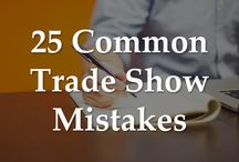 Trade Show Tips / a curated board of trade show tips, infographics, articles. All about trade show marketing!