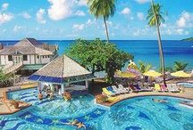 Dream Vacation Spots / Places I've been and places I dream of going / by Chrissy Thomas