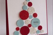 2016 Stampin Up Christmas Cards