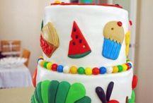 1st Birthday Very Hungry Catapillar