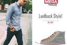 Men's Shoes / Ανδρικά Παπούτσια