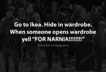 FOR NARNIA!!