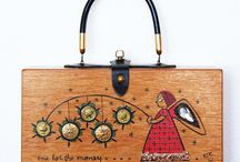 Vintage Enid Collins bags and purses