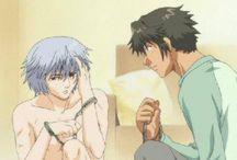 Ueno ♥ Aki / Animé : Sensitive pornograph