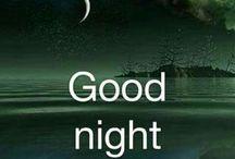 Καλημέρα-καλησπέρα-καληνύχτα-καλό μήνα