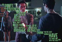 Teen Wolf / Teen Wolf. One of my favourite shows! ♥