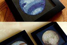 Cross Stitch Space